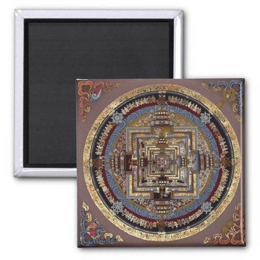 Mandala de Kalachakra un imán