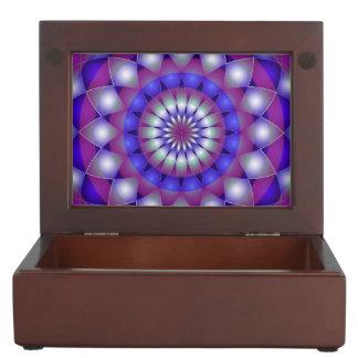 Mandala de la caja del recuerdo cajas de recuerdos