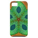 Mandala de la semilla cristalina iPhone 5 Case-Mate fundas