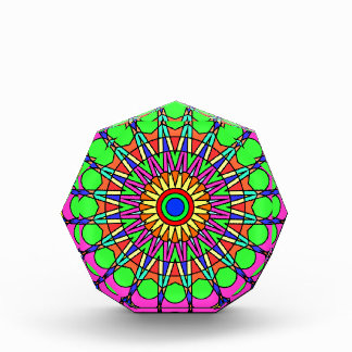 Mandala de la tapicería