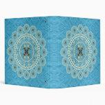 """Mandala de la yuca en modelo azul carpeta 1"""""""