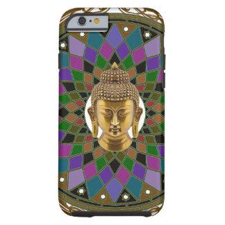 Mandala de OM Buda Funda Para iPhone 6 Tough