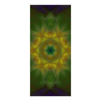 Mandala de Sunbow Lona Personalizada