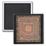 Mandala de Taizokai Imán