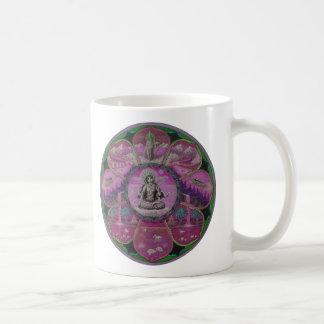 Mandala de Tara de la diosa Taza De Café