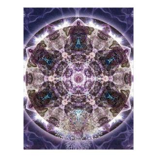 Mandala de Unfoldment Membrete A Diseño