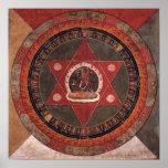 Mandala de Vajrayogini Impresiones