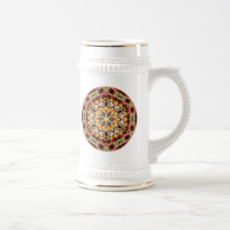 Mandala de Xmax Tazas De Café