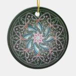 Mandala Deepsee Energy painting Weihnachtsbaum Ornament
