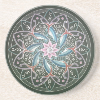 Mandala Deepsee Energy painting Untersetzer