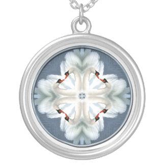 Mandala del cisne joyeria personalizada