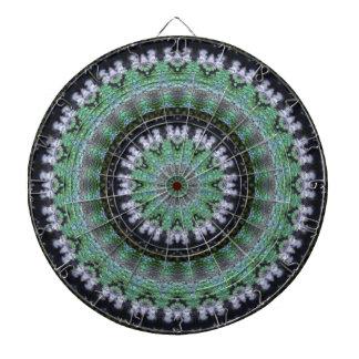 Mandala del colibrí tabla dardos