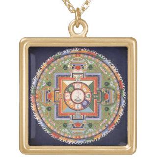 Mandala del collar de Chenrezig (Avalokiteshvara)