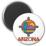 Mandala del desierto de Arizona Imán