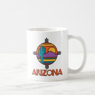 Mandala del desierto de Arizona Taza