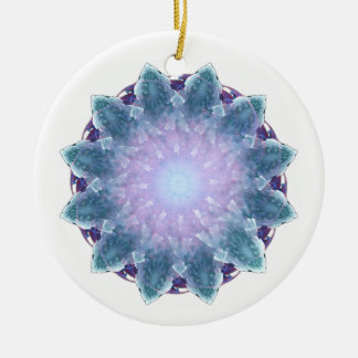 Mandala del fractal de Fiyrnaheh Adorno