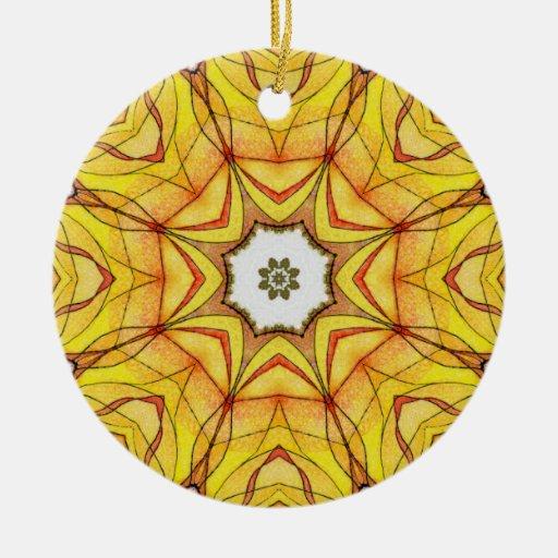 Mandala del fuego de cuatro elementos ornamentos de reyes magos