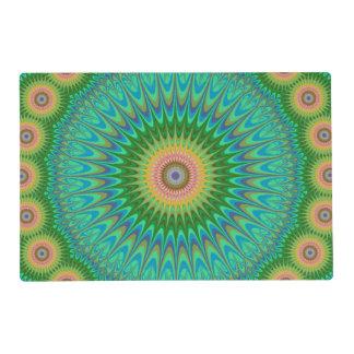 Mandala del Hippie Tapete Individual