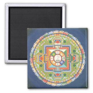 Mandala del IMÁN de Chenrezig (compasión)