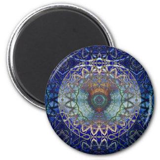 Mandala del imán del Web de Noedic