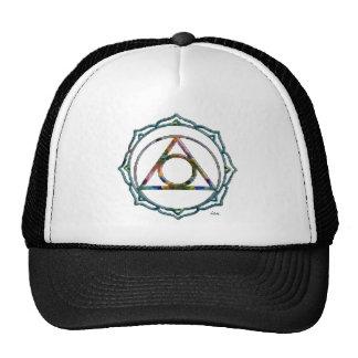 mandala del ojo gorras de camionero
