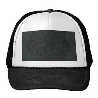 Mandala del vintage gorras