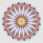 Mandala deliciosa - pegatina