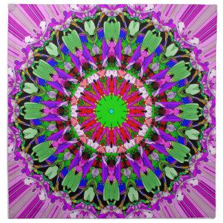 Mandala Design 3 Cloth Napkin
