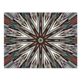 Mandala Design 5 Postcard