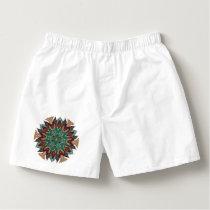 Mandala design boxers