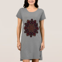 Mandala design dress