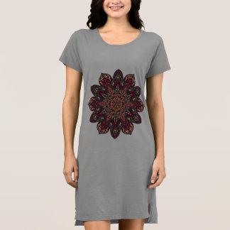 Mandala design dress