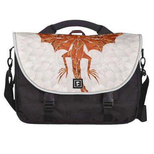 Mandala Dragon 05 Laptop Bag
