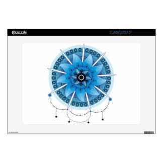 """Mandala Dream Catcher 2 Skins For 15"""" Laptops"""