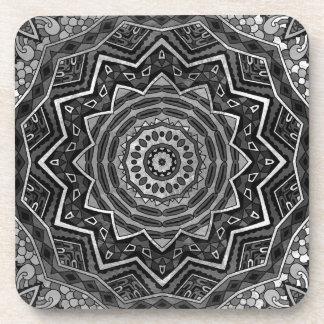 Mandala Drink Coaster