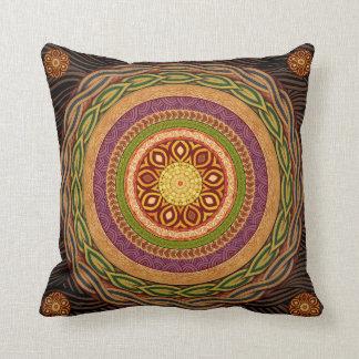Mandala Embrace Pillow