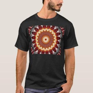 Mandala ement fire created by Tutti T-Shirt