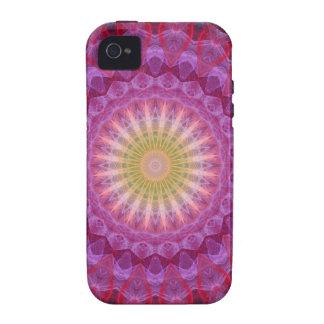 Mandala emoción iPhone 4/4S carcasas