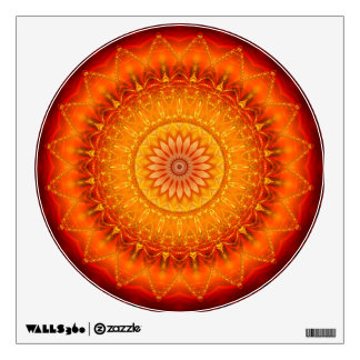 mandala energy no. 1 designed by Tutti Wall Decal