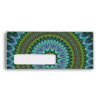 Mandala Envelopes