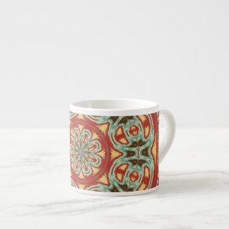 Mandala Espresso Cup