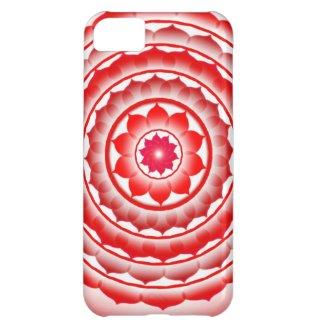 Mandala Eternal Love iPhone 5C Cases
