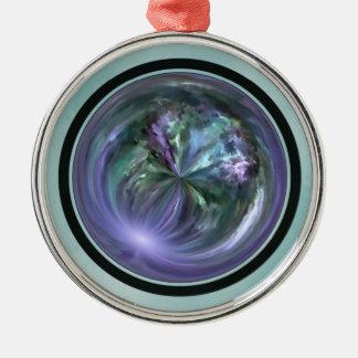 Mandala, extracto colorido del movimiento del cepi ornaments para arbol de navidad