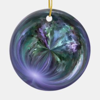 Mandala, extracto colorido del movimiento del cepi ornamentos de reyes magos