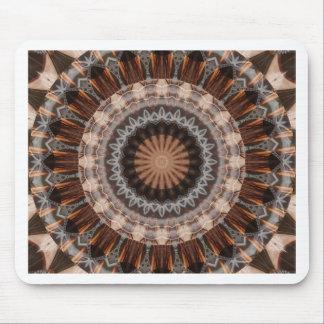 Mandala familiarity created by Tutti Mouse Pad