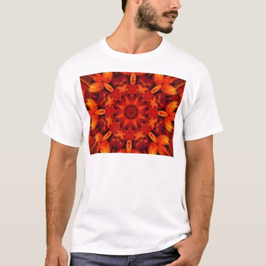 Mandala 'Fire' T-Shirt