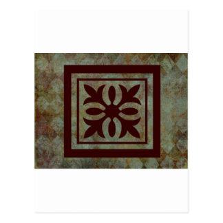 Mandala Fleuris Collection Post Cards