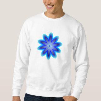 Mandala floral sudadera