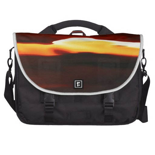MANDALA fractal Laptop Bag