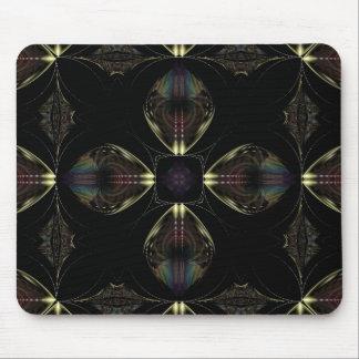 Mandala galáctica alfombrilla de ratón
